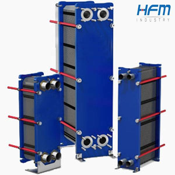Refrigeration spare parts for plate heat exchanger