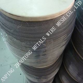 Monel Knitted Wire Mesh-----high-test metal