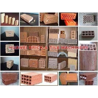 Logo Clay Brick Machine