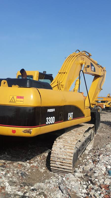 Used CAT 330D Excavator For Sale