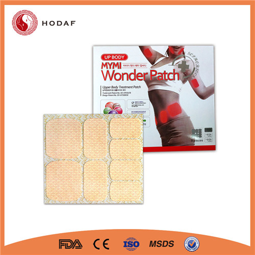 New Product Wholesale Natural Fat Burning Belly Slimming Wonder Patch