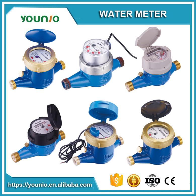 Younio Plastic Multi Jet Water Meter,Dry Type Baylan Water Meter