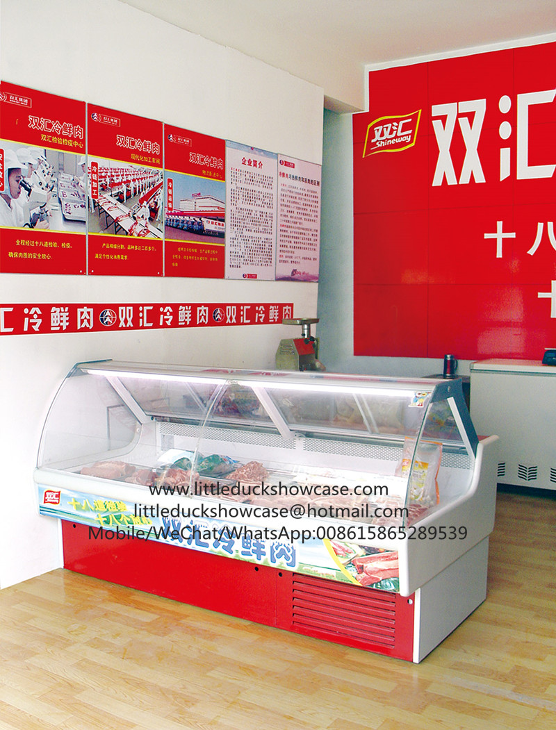 Commercial Meat Display Cases