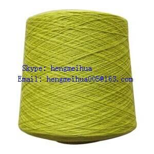 Acrylic Yarn Knitting Yarn Non Bulk Acrylic Dyed Color 28/2NM