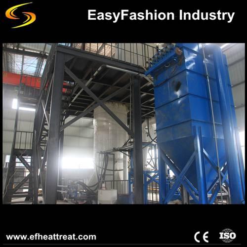 metal powder atomization machine gas atomizing equipment