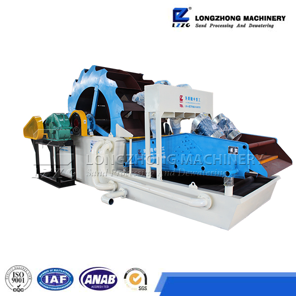 Ore Material washing and recyling machine for sale