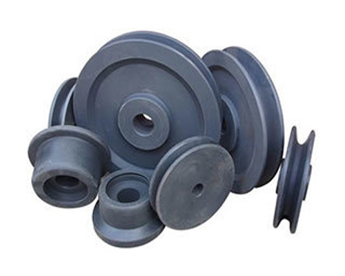 Custom Nylon Pulley/ Plastic Pulley/ Rubber Parts