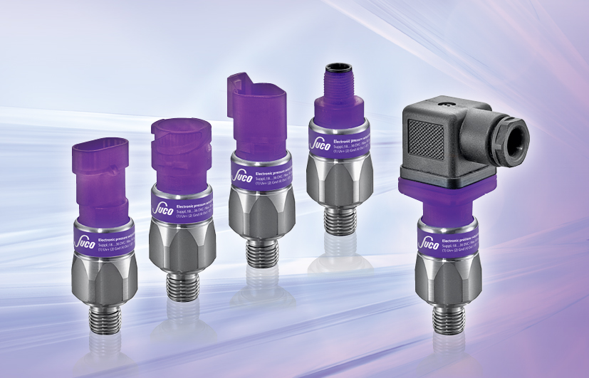 "SUCO Pressure Transmitters hex 24, ""Performance"" series"