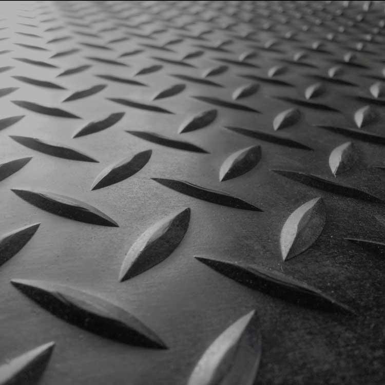butyl rubber sheet texture