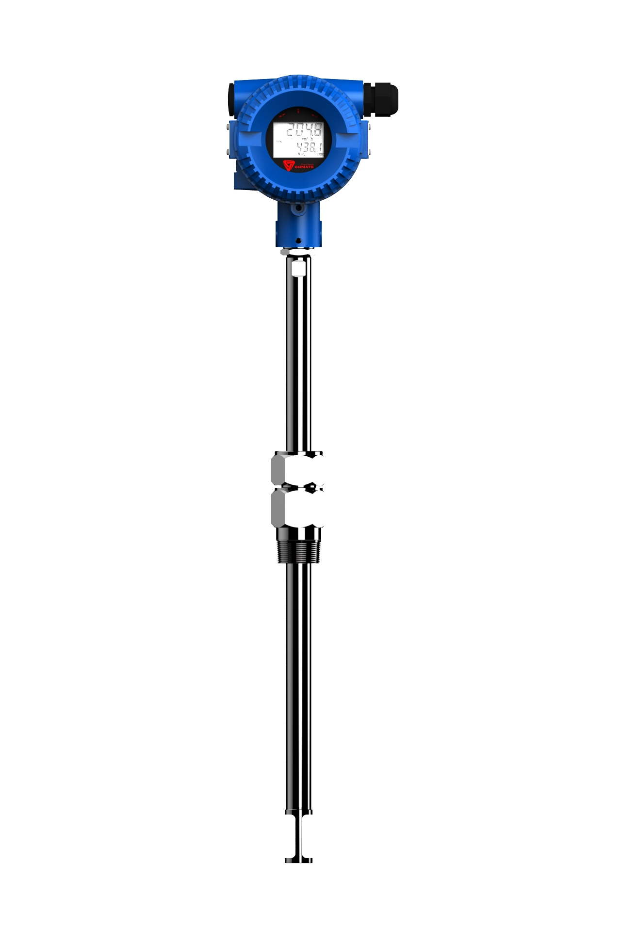 TGF600 Inline Thermal Gas Flowmeters