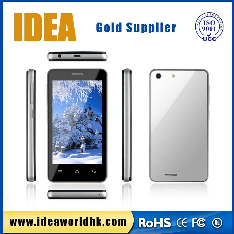 4 inch WCDMA 3g oem smartphone bulk buy from China