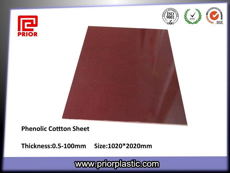 Phenolic Cotton Laminated Sheet