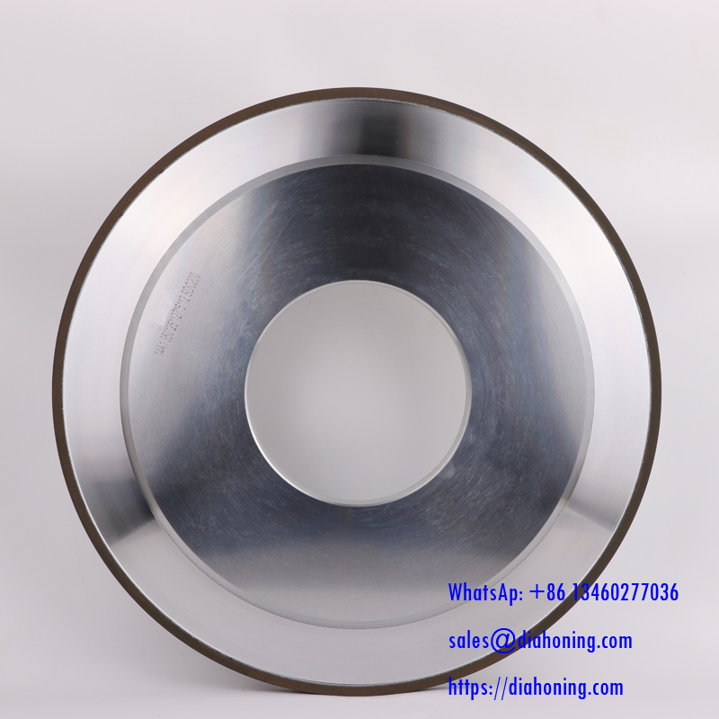 14A1 CBN and Diamond grinding wheels for surface and OD grinding