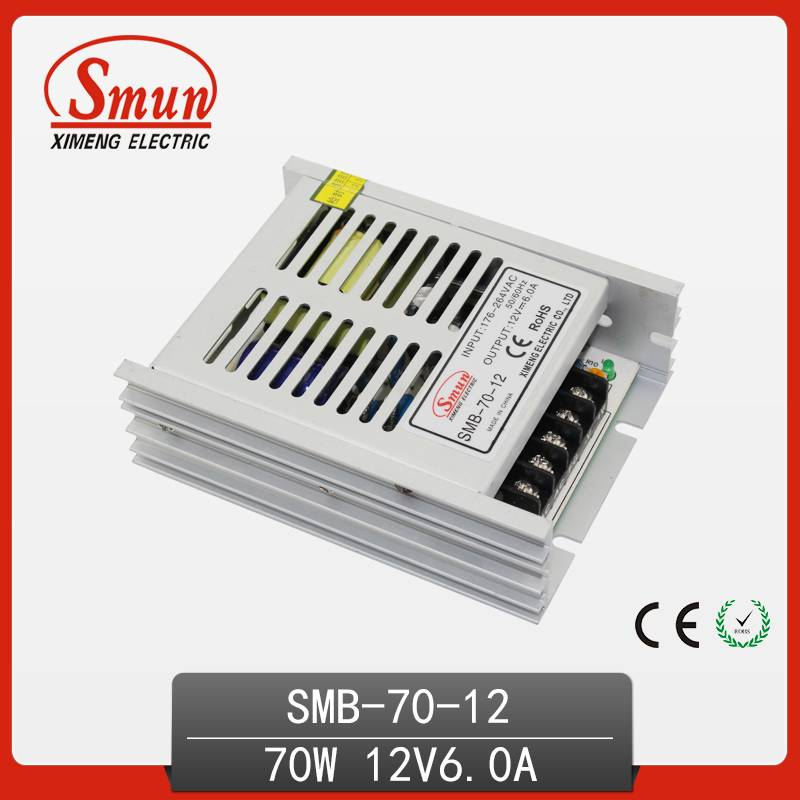 nonwaterproof 24VDC single output small size switching pwoer supply