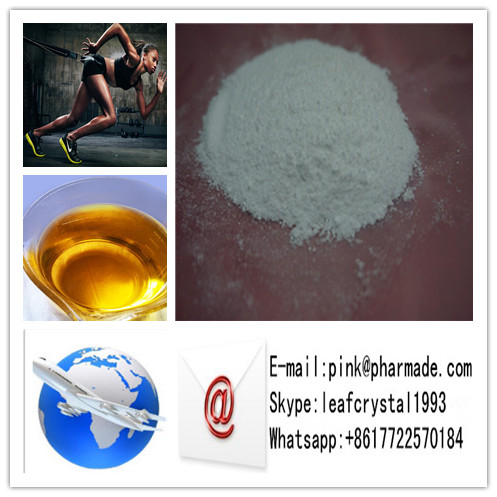 Dymethazine Potent Oral Variant Prohormone White Powder