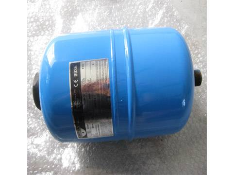 Expansion Tank for Solar Collector