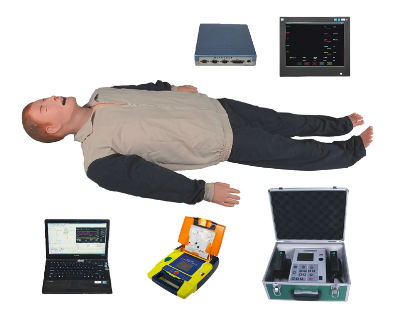 Comprehensive Emergency Skills Training Manikin(teacher)