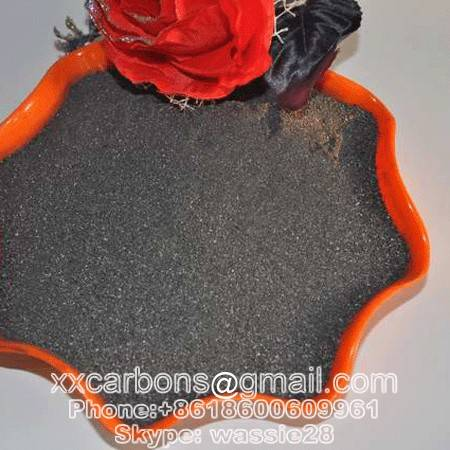 Special graphite powder for powder metallurgy