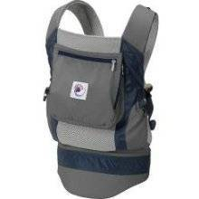 Ergo Baby BCP03405 Performance Carrier - Grey