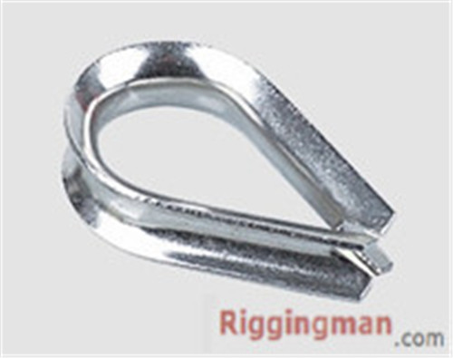 RIGGING STAINLESS STEEL THIMBLE