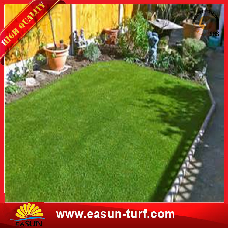 Synthetic soccer turf High quality cheap price football artificial lawn grass-Donut