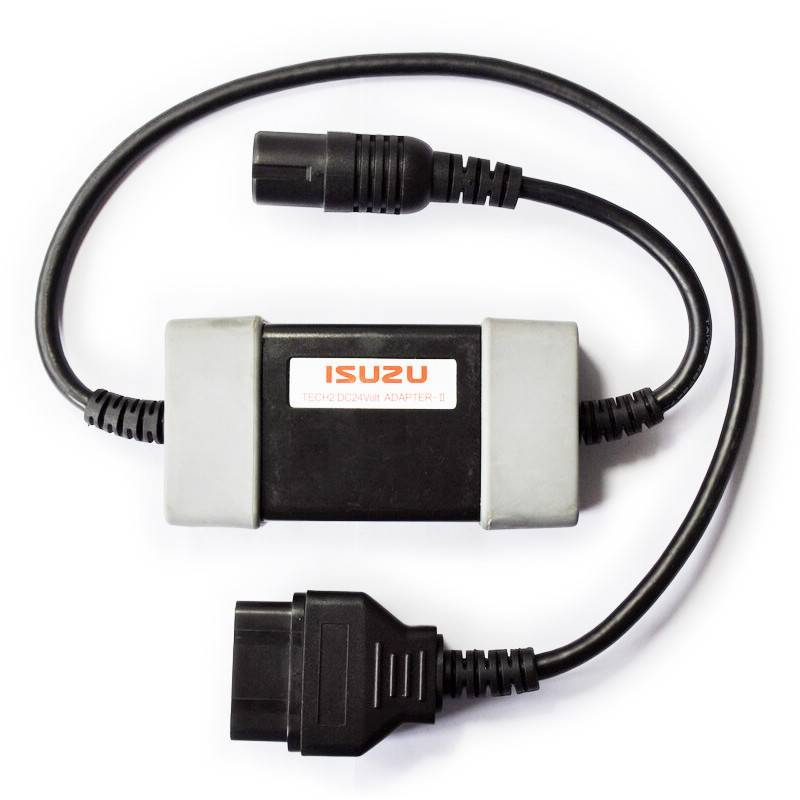 ISUZU TECH2 24V Adapter Type-2