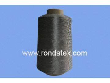 Stainless steel fiber yarn