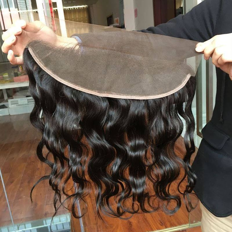 human virign hair 134 lace frontal body wave wholesale price cheap frontals