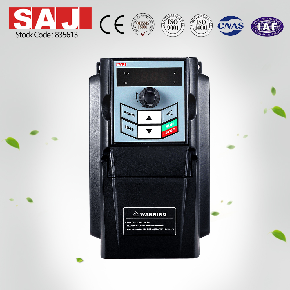 SAJ High Precision Variable General Purpose House Power Inverter 0.75-2.2kW