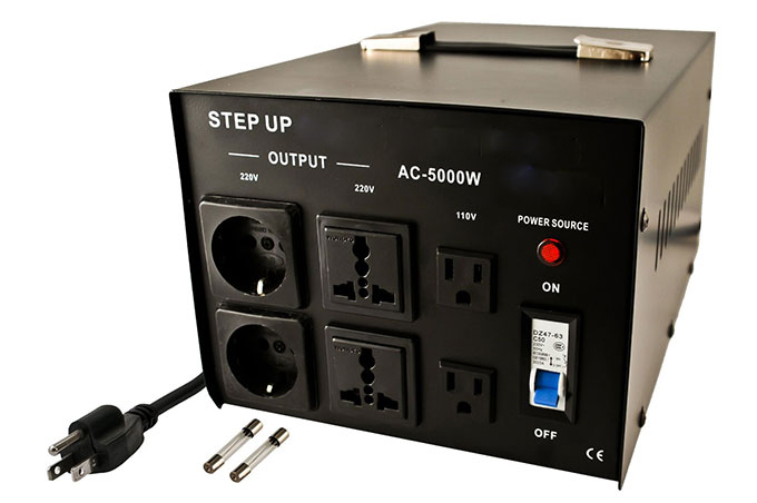 Step Up Voltage Converter