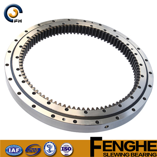 china manufacture high quality single row slewing ring bearing