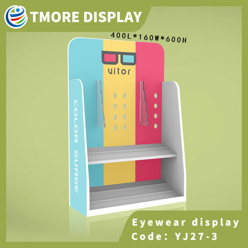 PVC eyeglass display Tray