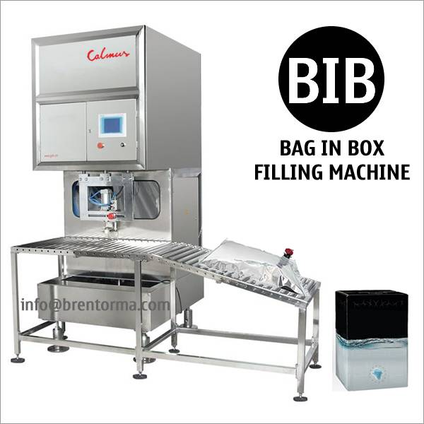 Bag-in-Box Filling Machine Bag Water Packaging Equipment BIB Filler