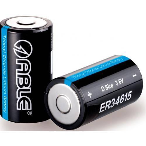 ER34615 LiSOCL2 battery