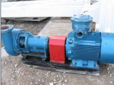 SB-200 Sand/Centrifugal Pump