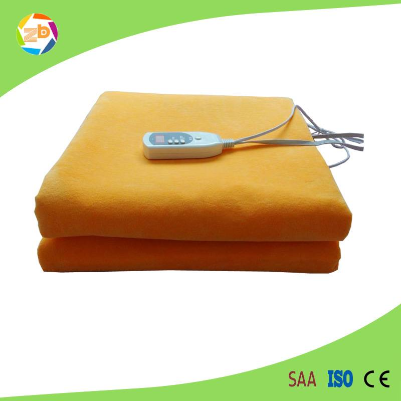 220V heating blanket with CE and Rhos