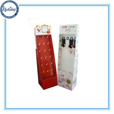 Factory Price Portable Clothes Rack For Shop Sale,Top Quality Folding Corrugated Portable Clothes Ra
