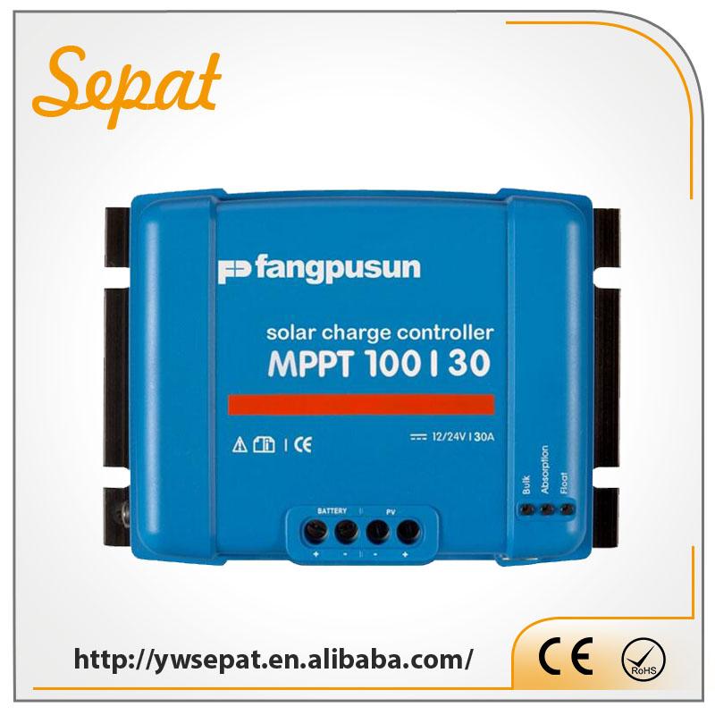 12v 24v 48v MPPT solar charge controller 30A
