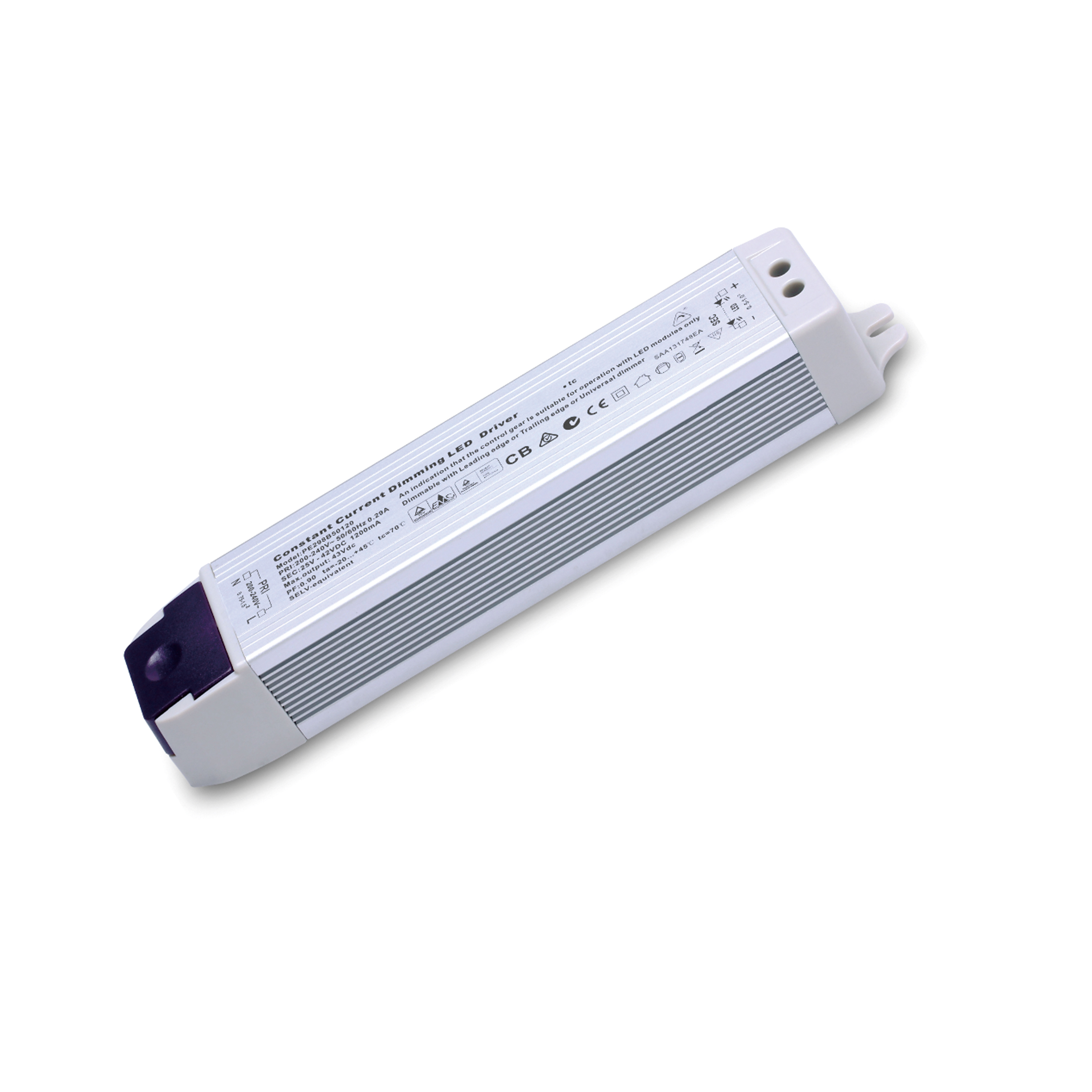 PE298B507043-70V 700ma DC 50W dimmable led driver with constant current output 3 years warranty