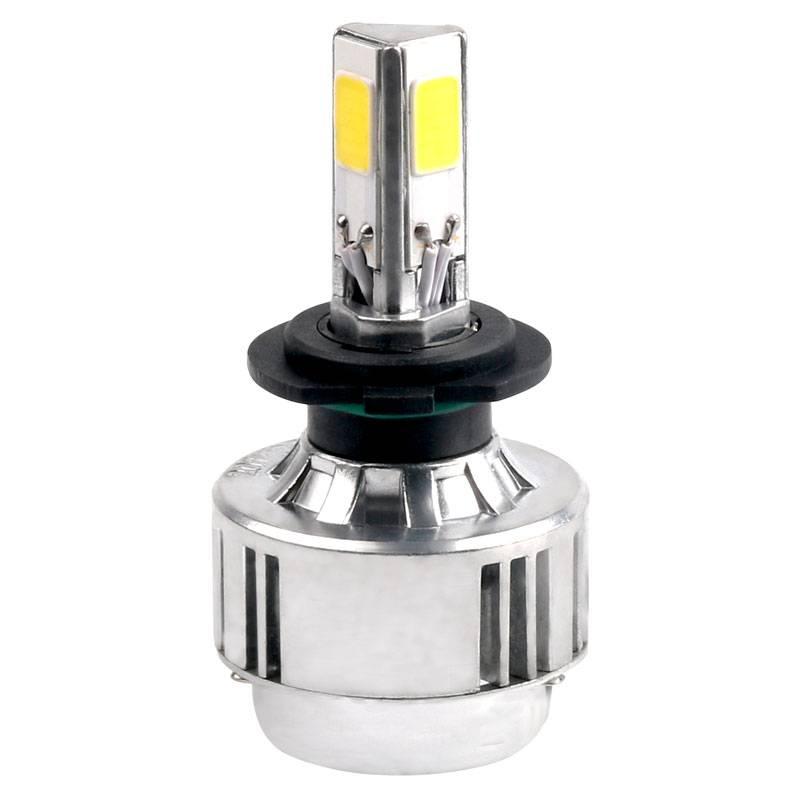 6500K 12V H7 LED Auto Bulb