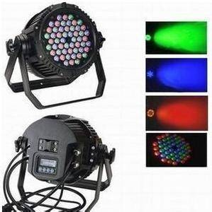 543W Outdoor Waterproof RGBW Led Par Light For Dj Stage light Show