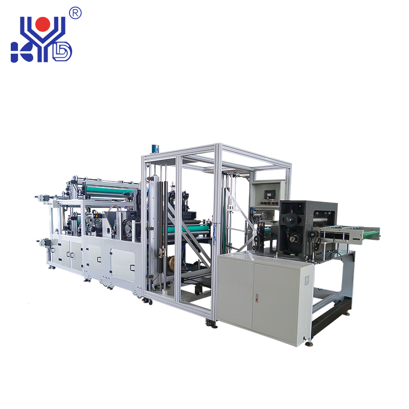 Automatic Disposable Nonwoven Surgical Scrub Gowns Making Machine