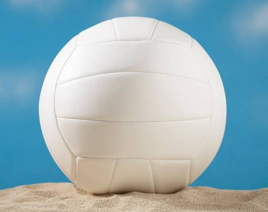 5volleyball is a good match for the training of the special ball.