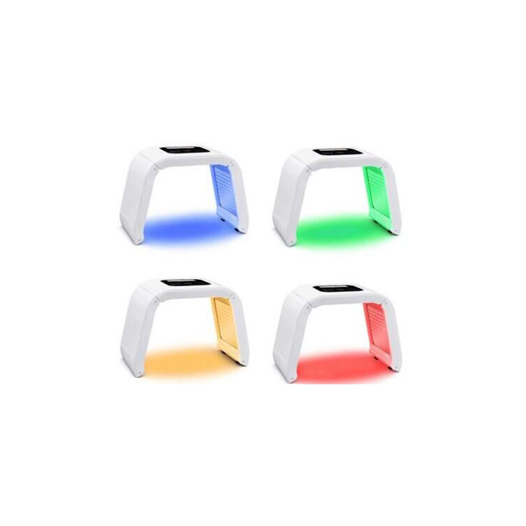 Color LED PDT Light Beauty Machine Photon Therapy For Facial SPA Skin Body Rejuvenation Acne Remover
