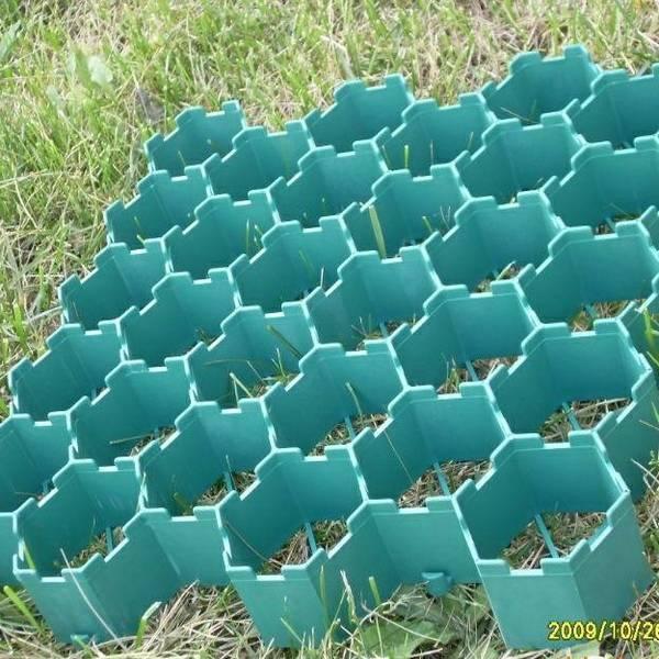 HDPE grass grid