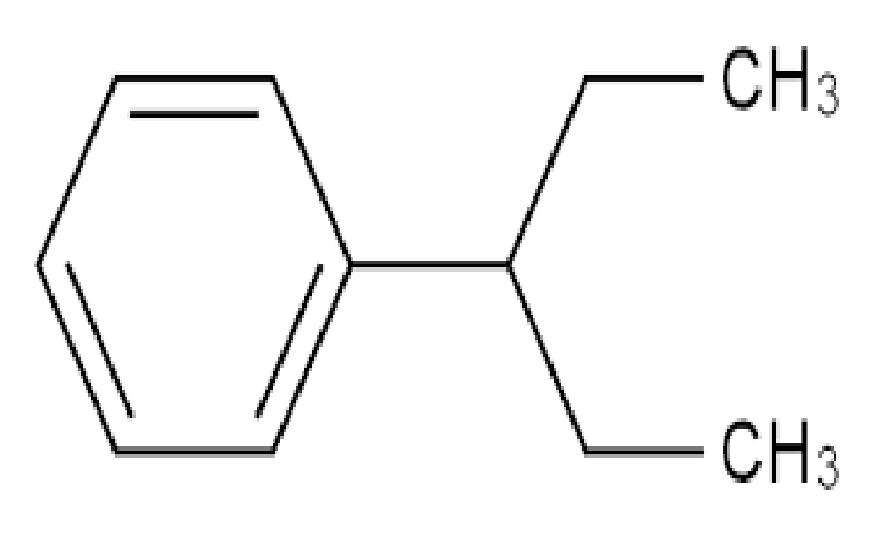 3-Phenylpentane, (1-Ethylpropyl) Benzene, (3-PP)