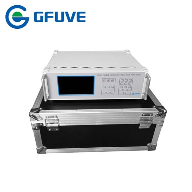 GF101 Program-controlled Single-phase Standard Power Source