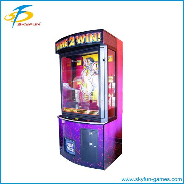 Time To Win lottery game machine