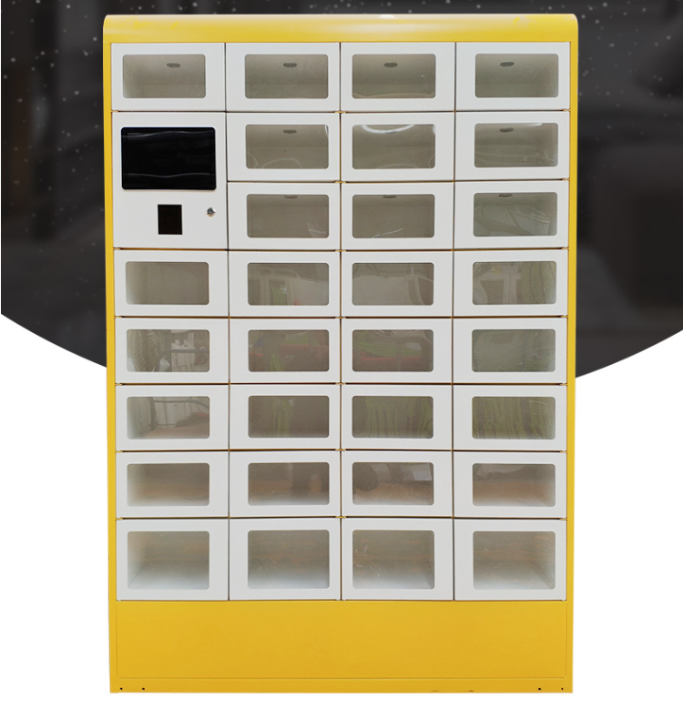 Smart food locker
