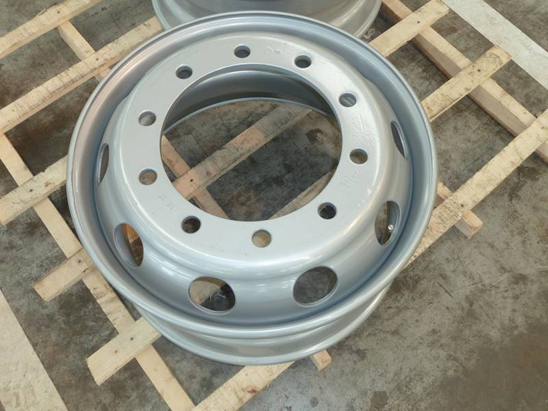8.25x22.5 tubeless wheel rim